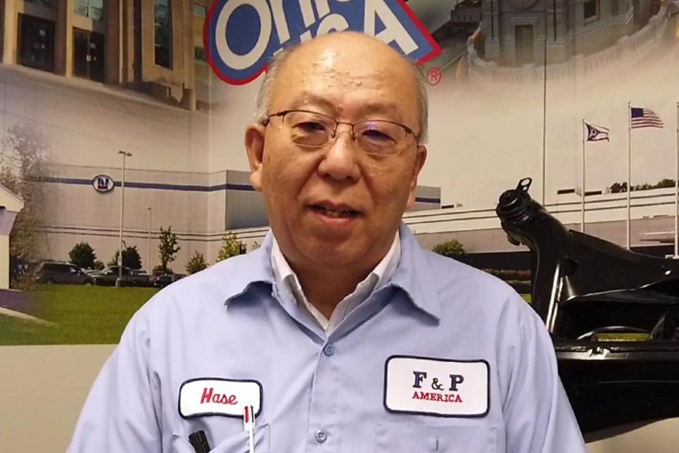 M. Hasegawa